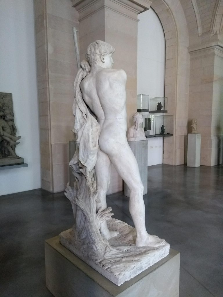 Twink sculpture